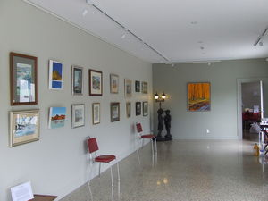 Galleries and Locations where you can view Ron's work