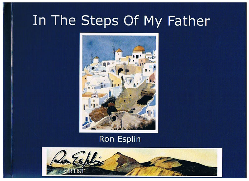 "Book cover of ""In The Steps Of My Father"""