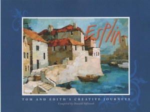 Ron Esplin makes a special offer for Esplin book, Tom and Edith's Creative Journey